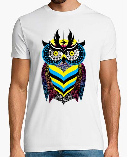 T-shirt gufo art ii