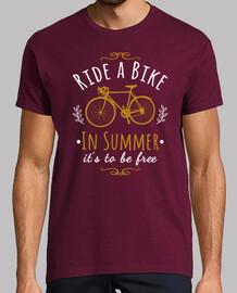 Guidare una bici