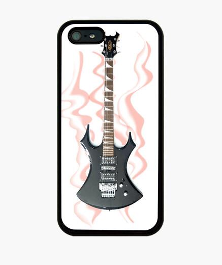 Funda iPhone guitar redsmoke