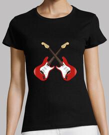 guitares croisées