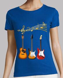 guitares instruments de musique
