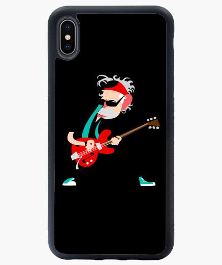 Coque iPhone XS Max guitariste