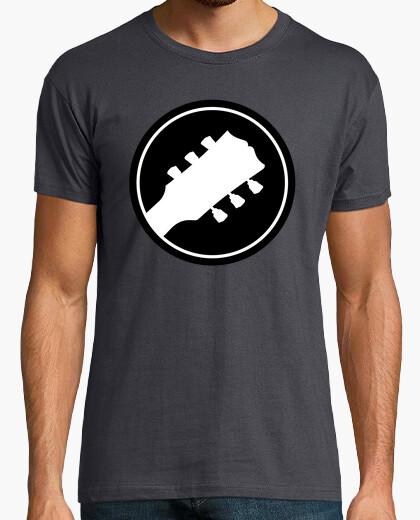 Tee-shirt guitariste