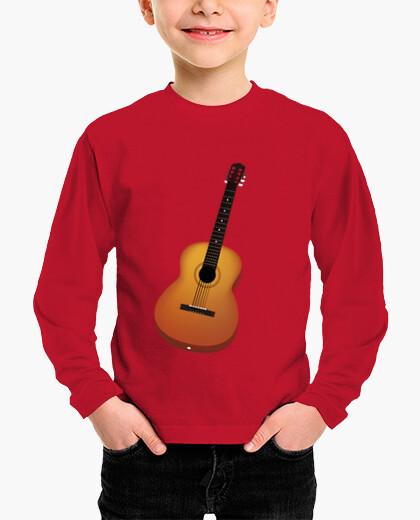 Ropa infantil guitarra