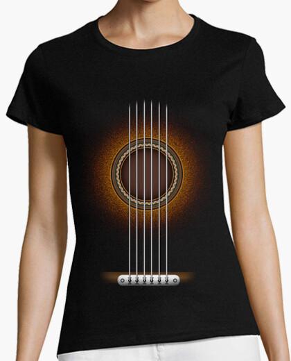 Camiseta Guitarra - Disfraz de Guitarra