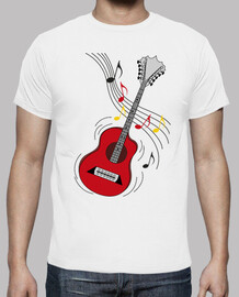 guitarra de rock divertido
