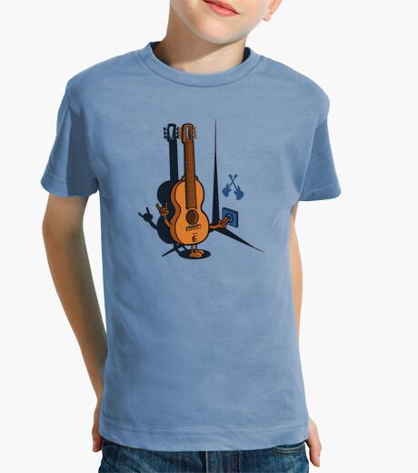Ropa infantil Guitarra electrica 1