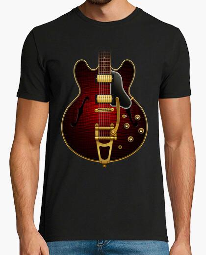 Camiseta Guitarra eléctrica 335