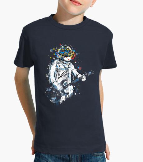 Ropa infantil guitarra espacial