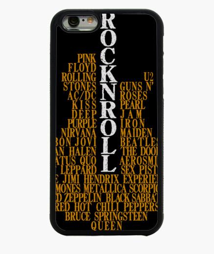 Funda iPhone 6 / 6S Guitarra Rock N Roll