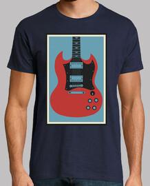 guitarra sg