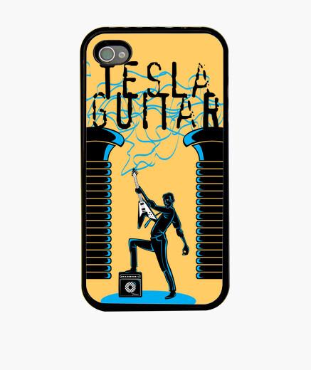 Funda iPhone Guitarra Tesla