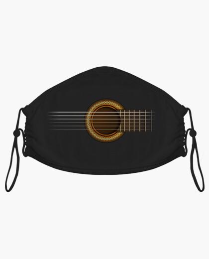 Mascarilla Guitarra Total