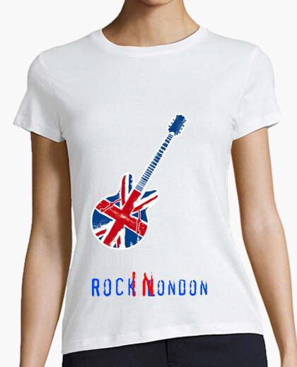 Camiseta Guitarra UK