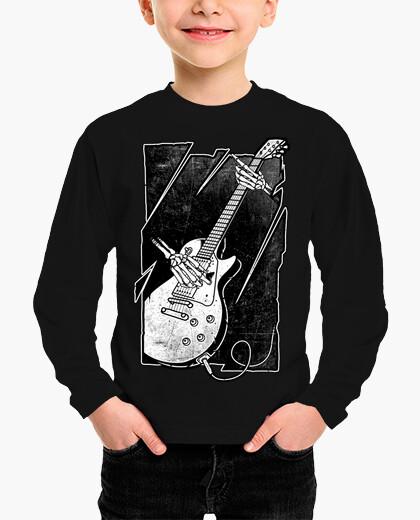 Ropa infantil guitarrista
