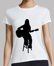 Guitarrista cantautora