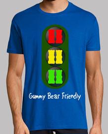 gummy bear friendly