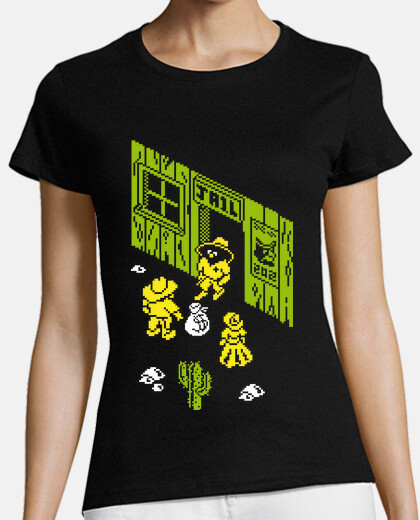 Camiseta Gunfright