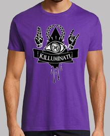 guy killuminati - viola