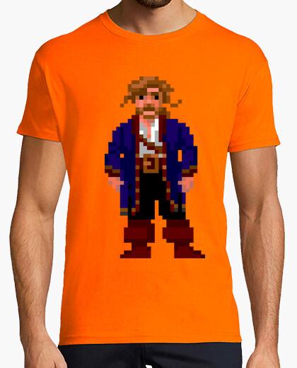 Camiseta Guybrush Monkey Island