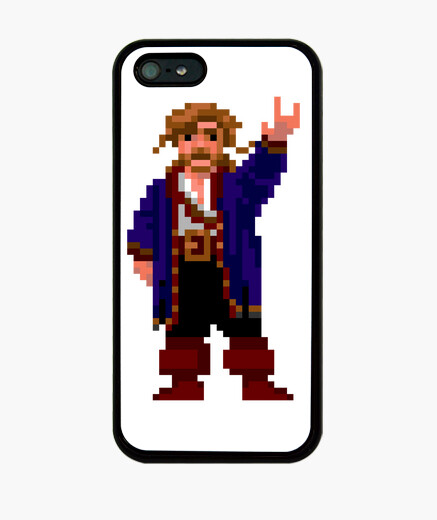 Cover iPhone guybrush rock (monkey island)