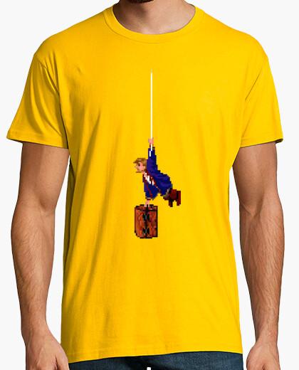 Camiseta Guybrush Tesoro