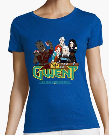Tee-shirt gwent veux jouer?