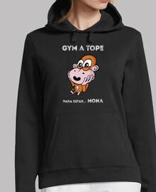 Gym a tope para estar... MONA