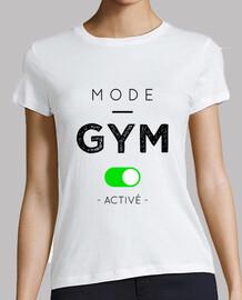gym mode