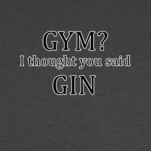 Camisetas GYM or GIN