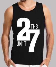 gymnase shirt blanc 27 complète