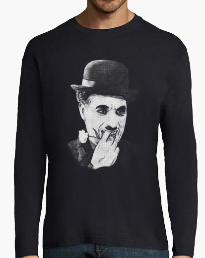 Tee-shirt h2 blanc chaplin