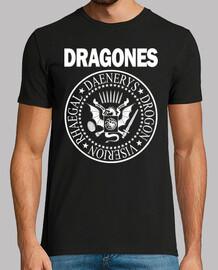 h dragon (blanc)