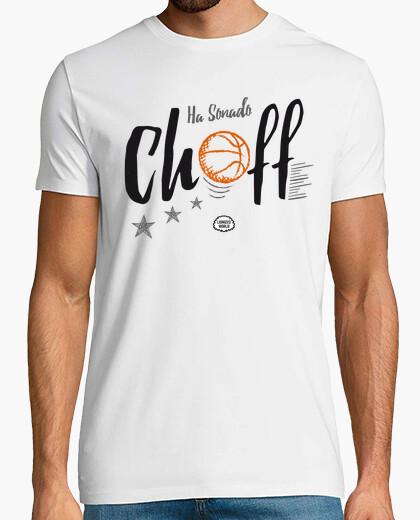 Camiseta Ha sonado choff White Warriors