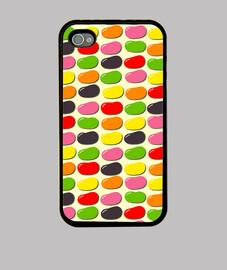 habas de jalea iphone 4