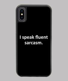 hablo sarcasmo fluido