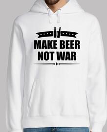 hacer cerveza no guerra