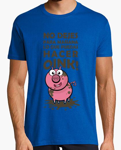 Camiseta HACER OINK