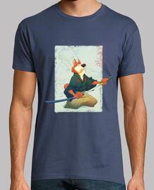 hachiko. samurai dog