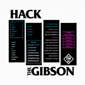 Hack the Gibson T-shirts