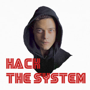 Camisetas Hack the System