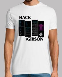 hackear el gibson