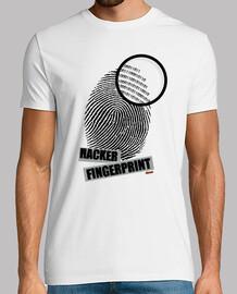 hacker impronte digitali