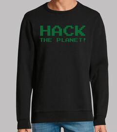 hackerare il pianeta - hacker