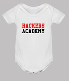 hackers academia cuerpo