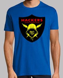 Hackers emblem