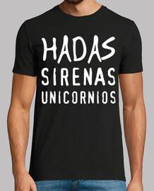 hadas sirenas unicornios may h