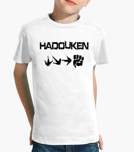 Ropa infantil Hadouken street fighter