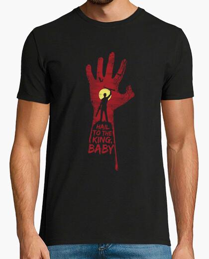 Camiseta Hail to the king, BABY!