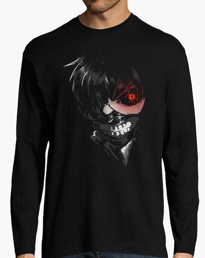 Camiseta haise sasaki - tokyo ghoul animado